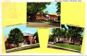 Tennessee Cleveland Bob Jones College  Curteich