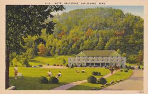 Hotel Greystone - Gatlinburg TN, Tennessee - Linen