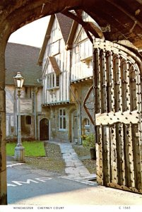 England Winchester Cheyney Court