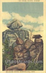 Balanced Rock, Union Pacific System