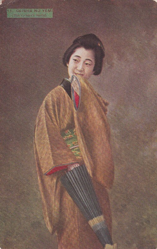 Geisha Girl , Geisha No Yemi (The Geisha's Smile) , 00-10s
