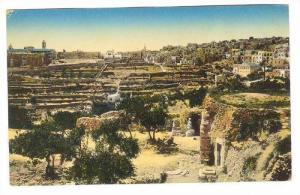 Bethlehem, General View, Palestine , 00-10s