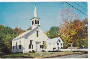 Christian Church, FREEDOM, New Hampshire, 40-60's