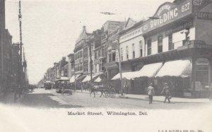 WILMINGTON , Delaware , 1901-07 ; Market Street