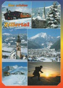 Austria Postcard - Das Schone, Zillertal, Tyrol   RR7179
