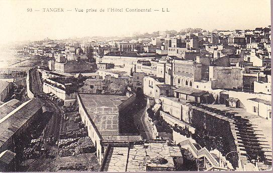 Tanger - View of City 1929