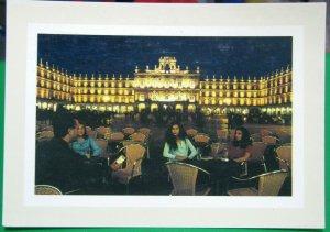 Spain Salamanca Plaza Mayor - unposted