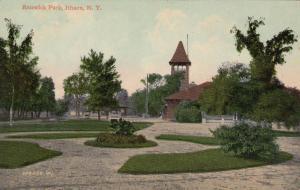 SMITH MILLS , New Jersey, PU-1907 ; Spook Rock