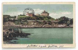 Fort Mcclary, Kittery Point,  Maine PU-00-10