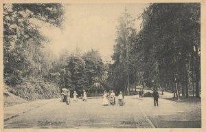 KAISERLAUTERN , Germany, 1900-10s ; Park