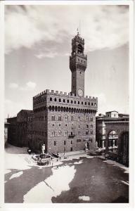 Italy - Florence Palazzo Vecchio 1934