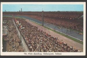 108635 USA SPORT CARS Motor Speedway Indianapolis Indiana Old