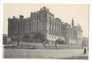 France Saint Germain en Laye Chateau Vtg Neurdein Postcard