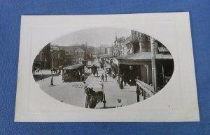 Vintage Postcard George Street Sydney Australia A1A