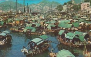 Hong Kong The Waterfront