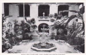 Washington D C Pan American Union Patio Or Courtyard