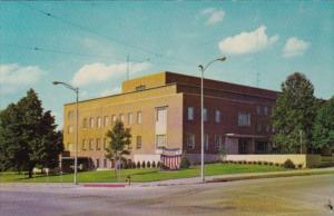Massachusetts Quincy Adams County & City Building