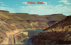Oregon Madras Pelton Dam Pelton Hydroelectric Project
