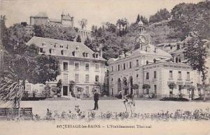 L'Etablissement Thermal, Uriage-les-Bains, France, 1900-1910s