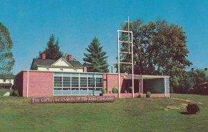 BREVARD , North Carolina , 1950-60s ; Lutheran Church