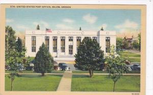 Oregon Salem Post Office Curteich