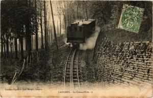 CPA Langres - La Clemaillere (270363)