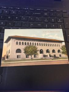 Vintage Postcard; YMCA , Phoenix AZ