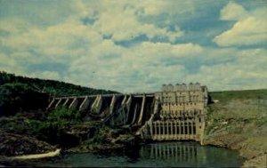 Wyman Dam in Bingham, Maine