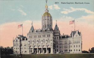 Exterior,  State Capitol,  Hartford,  Connecticut,   00-10s