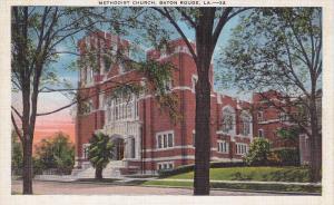 Methodist Church, Baton Rouge, Louisiana, 1930-1940s