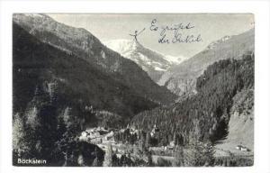 Bird's Eye View, Bockstein, Badgastein (Salzburg), Austria, 1900-1910s