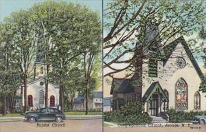 New York Arcade Baptist Church Congregational Church