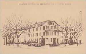 Kansas Halsted Halsted Hospital And Herzler Clinic Artvue