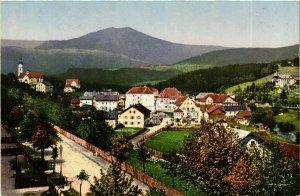 CPA AK Bayerisch Eisenstein - Town Scene GERMANY (859470)