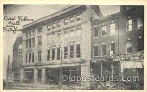 Post office Odd Fellow Boston?  Fraternal Postcard Post Card  Post Office. Bo...