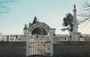 FREDERICA , Delaware , 1950-60s ; Barratt's Chapel & Cemetery