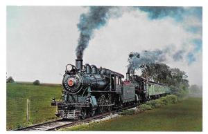Strasburg Railroad Doublehead No 1223 No 31 Steam Locomotive