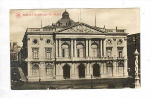 RP  Camara Municipal de Lisboa, Portugal, 00-10s