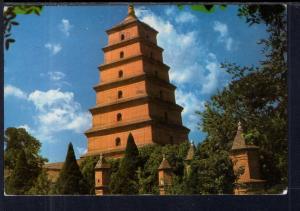 Big Wild Goose Pagoda,China BIN