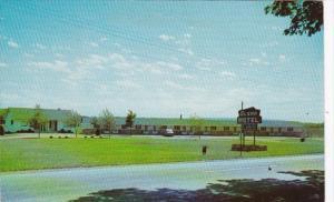 New York Silver Creek Olson Motel 1961