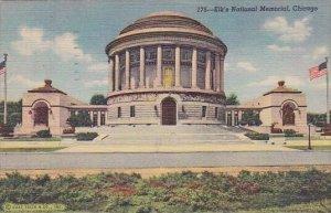 Illinois Chicago Elks National Memorial 1949
