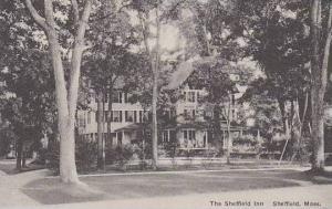 Massachusetts Sheffield Sheffield Inn Albertype