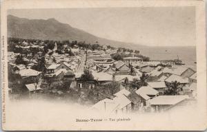 Basse Terre Guadeloupe France UNUSED Postcard E52