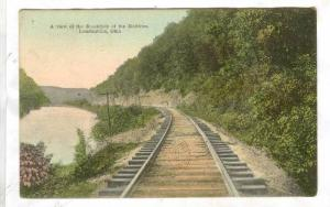A view of the Blackfork of the Mohican, Londonville, Ohio, PU-1909