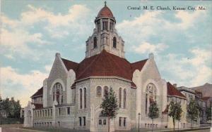 Missouri Kansas City Central M E Church