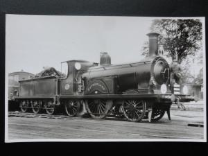 LBSC No.328 SUTHERLAND Steam Locomotive - RP Photocard