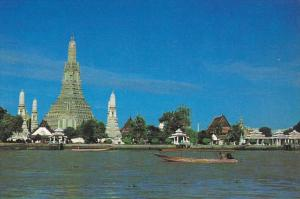 Thailand Wat Arun The Temple Of Dawn