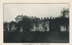 ST. PETER , Minnesota , 00-10s ; State Hospital