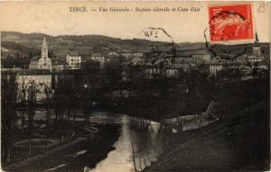 CPA  Tence - Vue Générale - Station estivale et Cure d'air   (658208)