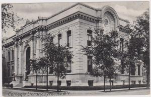 Carnegie Library , SYRACUSE , New York , 00-10s; # 2